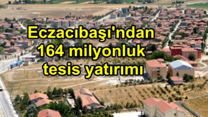 Eczacıbaşı'ndan Eskişehir'e tesis yatırımı