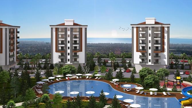 Panorama Evleri ikinci kısım projesinin temeli atıldı