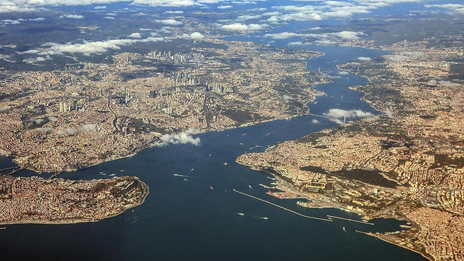 İstanbul'un arsa değeri 2 trilyon dolar