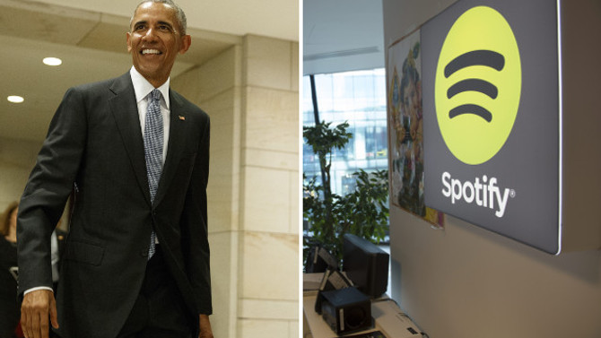 Obama'ya ilk iş teklifi geldi