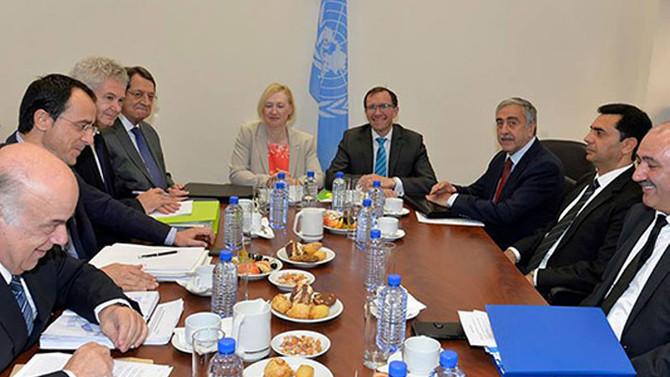 'Kıbrıs'ta pek çok konu çözüme ulaştı'