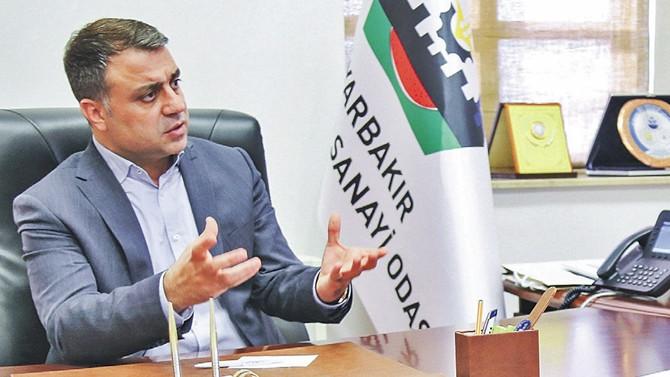 Diyarbakır'da istihdamı 5 yılda 5 katına çıkaracağız