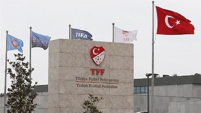 Fenerbahçe için TFF'den ilk istifa