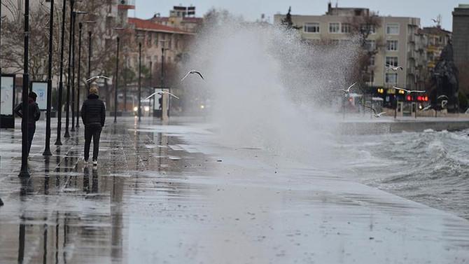 Meteorolojik'den fırtına ve zirai don uyarısı