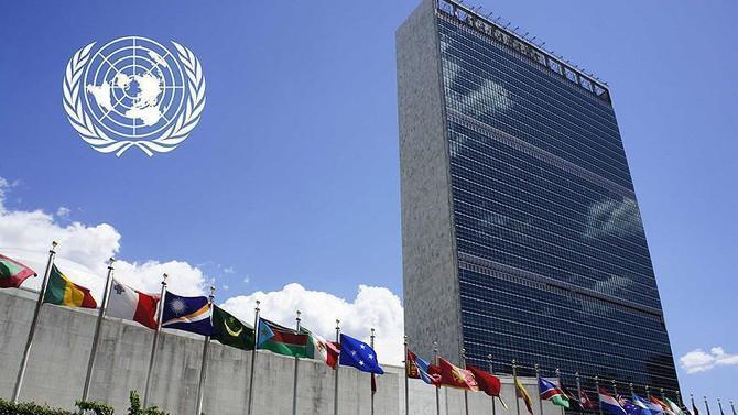 BM'den ABD'nin Filistin itirazına cevap