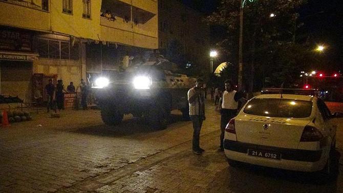 Diyarbakır'da kahvehanede silahlı saldırı: 1 ölü, 2 yaralı