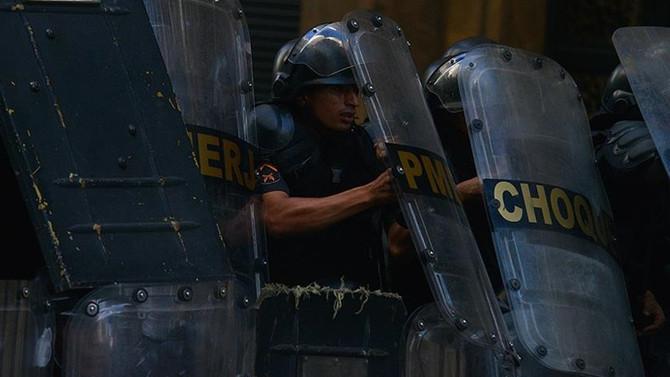 Brezilya'da bazı askeri polisler göreve döndü