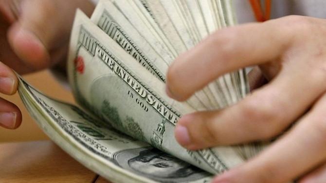 Dolar 3.70'in altında dengelendi