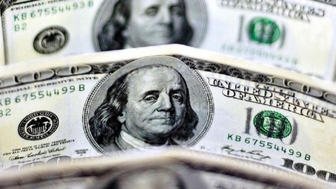 Dolar 3,68'in altını gördü