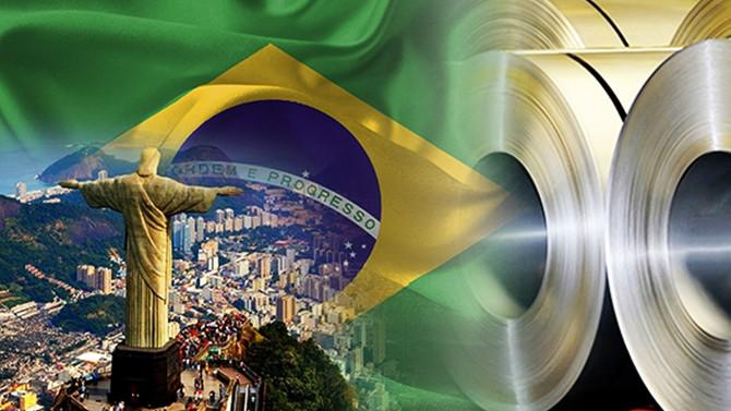 Brezilya, soğuk haddelenmiş sac levha ithal etmek istiyor