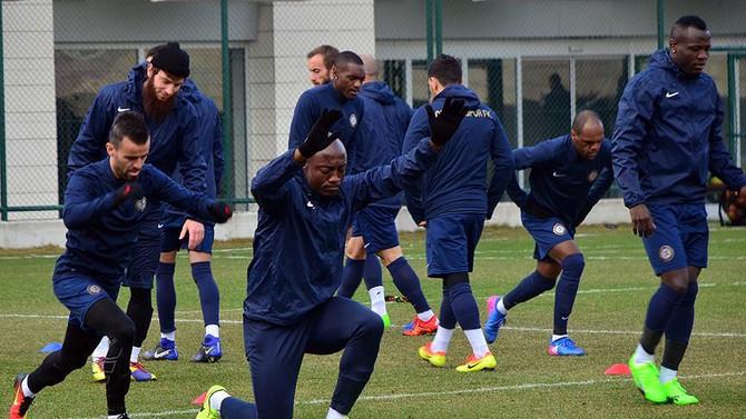 Osmanlıspor, Olympiakos'tan çekinmiyor