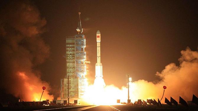 Çin uzaya kargo gemisi gönderiyor
