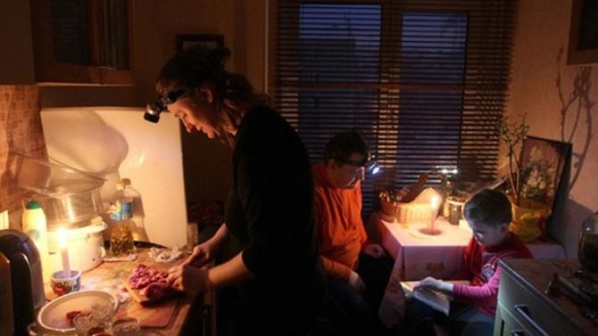 Ukrayna'da elektrik krizi: OHAL ilan edilebilir