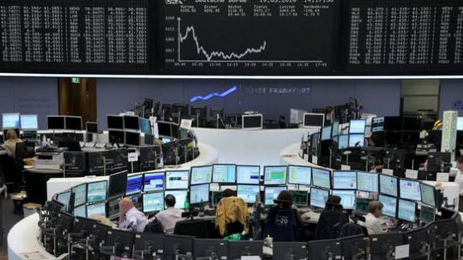 Avrupa borsaları karışık seyretti