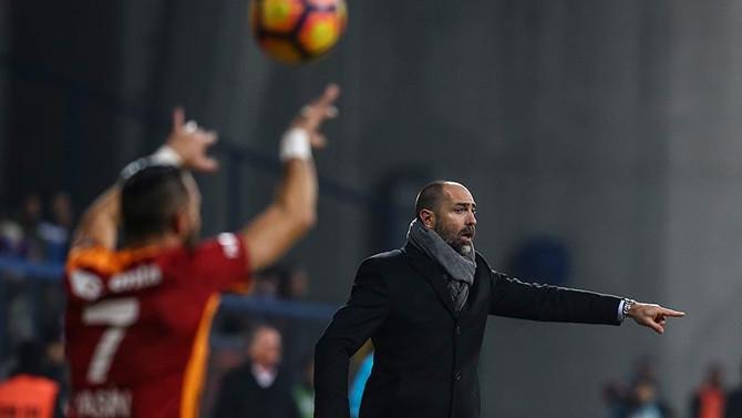 Tudor, Galatasaray'la anlaştı