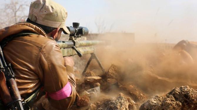 8 DEAŞ'lı 'canlı bomba' öldürüldü
