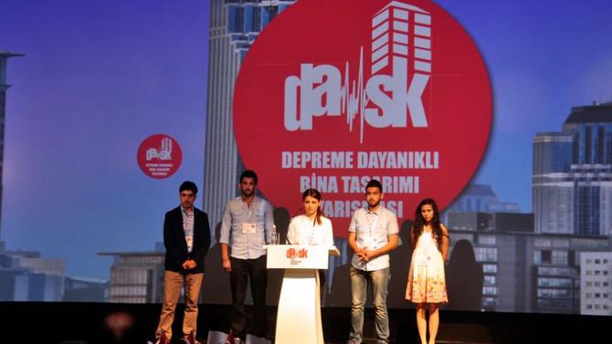 DASK Depreme Dayanıklı Bina Tasarımı Yarışması başladı