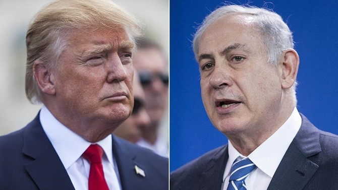 ABD Başkanı Trump'tan Netanyahu'ya çağrı