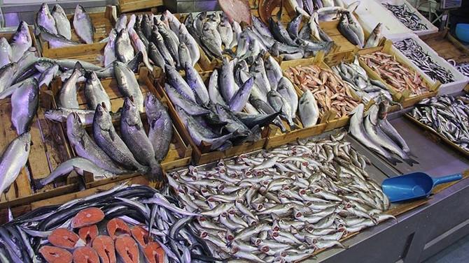 Kar yağışı balık fiyatlarını artırdı