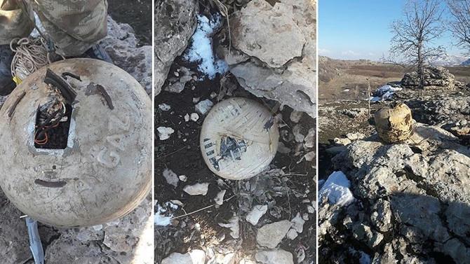 Diyarbakır'da 3 tuzaklanmış patlayıcı bulundu