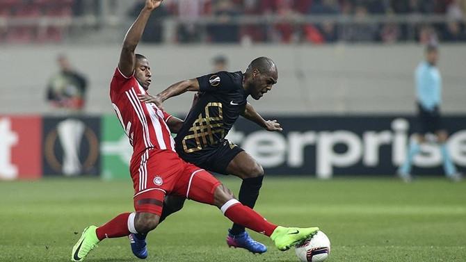 Olympiakos-Osmanlıspor maçında gol çıkmadı