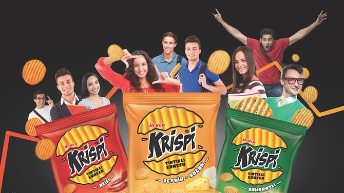 Parlak fikirler bu kez Krispi için yarışacak!