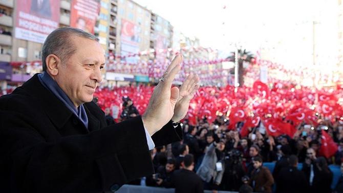 Erdoğan: Benim şahsi projemdir