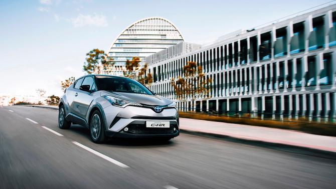 Toyota'nın hibritsatışı 10 milyonu aştı