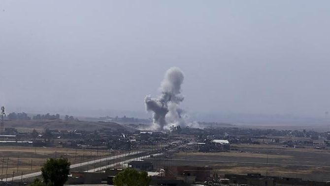 Irak'ta üst düzey DEAŞ militanı öldürüldü