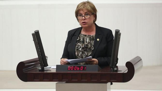 CHP'li Türkmen istifa etti
