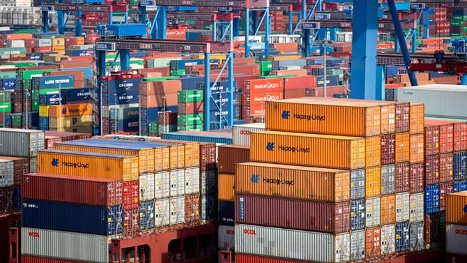 Almanya'nın ticaret fazlası rekor kırdı