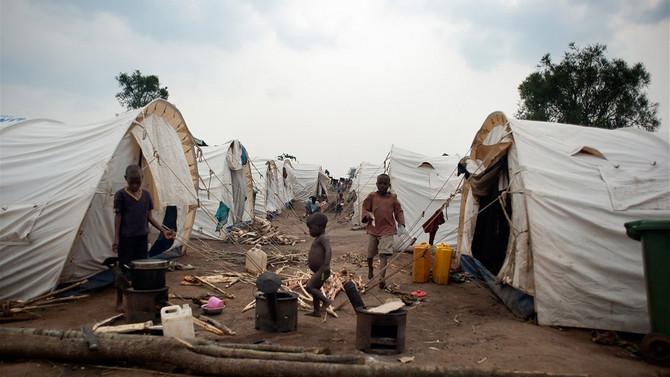 Burundi  sıtmayla savaşıyor