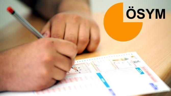 ÖSYM'den '09.45 kuralı' açıklaması