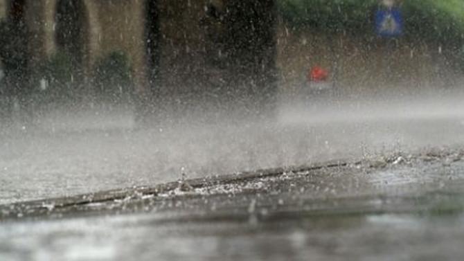 Meteorolojiden 5 ilde yoğun yağış uyarısı