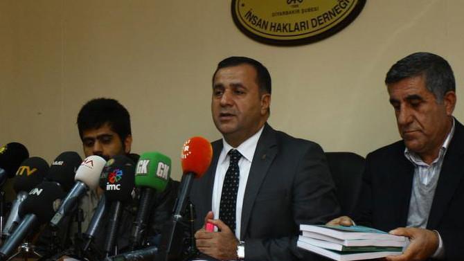 İHD başkan yardımcısı gözaltına alındı
