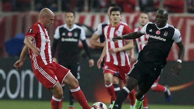 Beşiktaş'ta hedef çeyrek final