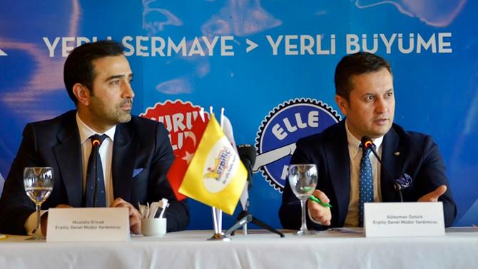 Erpiliç, Bolca ile hindi pazarına iddialı girdi