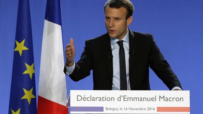 Macron, Wilders'in yenilgisinden memnun