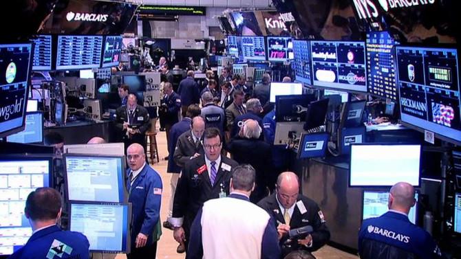 New York borsası Fed sonrası yükselişle açıldı