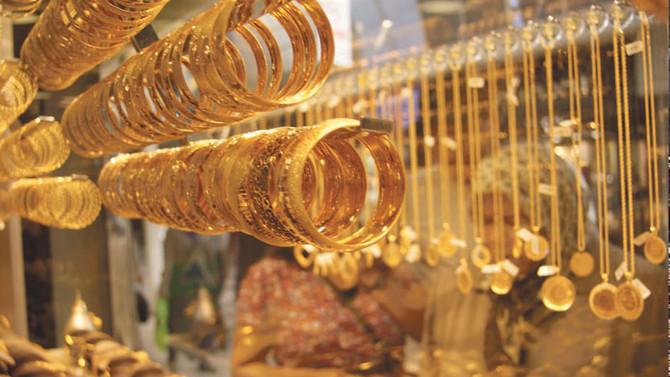 Dolardaki gevşeme altın fiyatlarını düşürdü