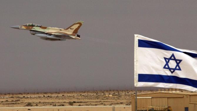 İsrail bir füzeyi havada imha etti