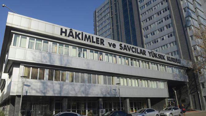 HSYK 202 hakim ve savcıyı meslekten ihraç etti