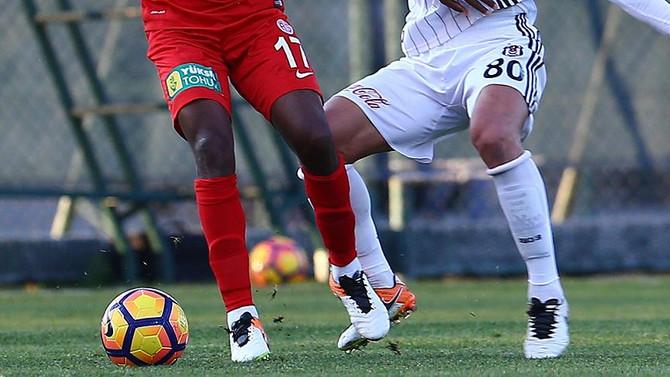 Beşiktaş ile Antalyaspor 42. randevuda