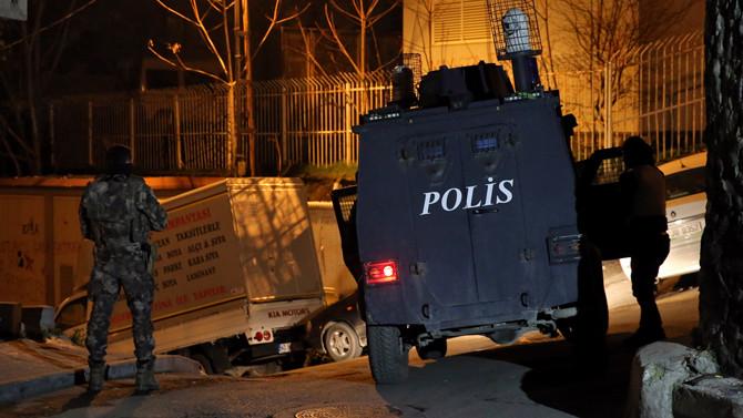 36 ilde PKK operasyonu: 740 gözaltı