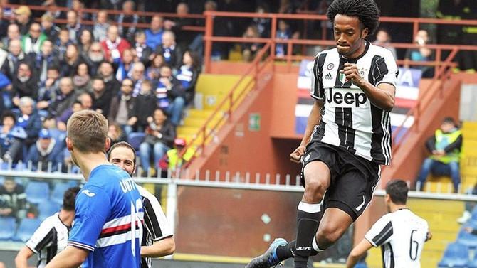Juventus tek golle galip