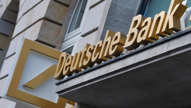 Deutsche Bank sermaye artırımına gidiyor