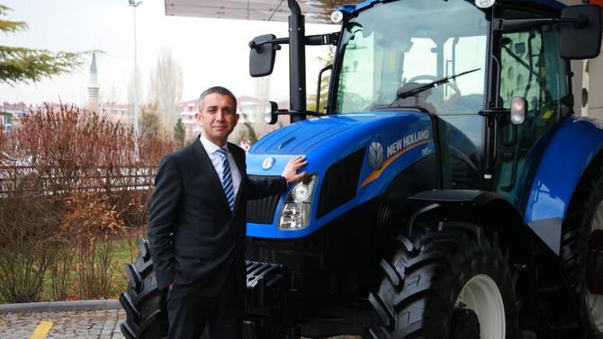 Yeni TR5 serisi çiftçilerle buluşuyor