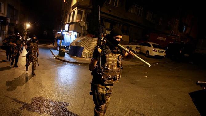 PKK'ya operasyon: 960 gözaltı