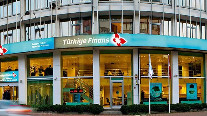 Türkiye Finans'tan 80 milyon TL'lik kira sertifikası ihracı