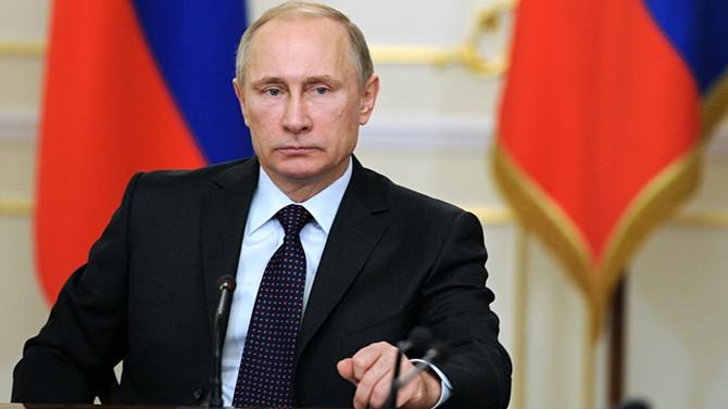 Putin'in 2016'daki geliri 155 bin dolar